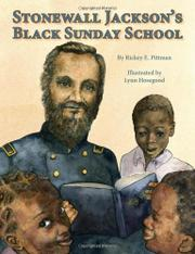 STONEWALL JACKSON'S BLACK SUNDAY SCHOOL by Rickey E. Pittman
