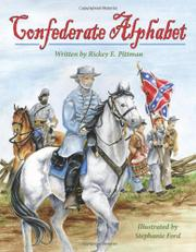 CONFEDERATE ALPHABET by Rickey E. Pittman