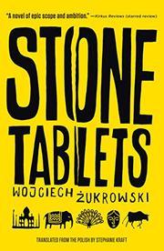 STONE TABLETS by Wojciech Zukrowski