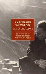 Cover art for AN ARMENIAN SKETCHBOOK