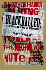 BLACKBALLED by Darryl Pinckney