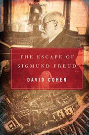 Cover art for THE ESCAPE OF SIGMUND FREUD