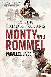 Book Cover for MONTY AND ROMMEL