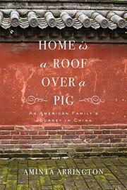 Cover art for HOME IS A ROOF OVER A PIG