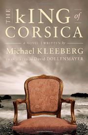 THE KING OF CORSICA by Michael Kleeberg