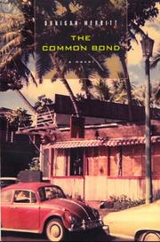 THE COMMON BOND by Donigan Merritt