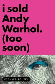 Cover art for I SOLD ANDY WARHOL (TOO SOON)