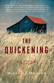 Cover art for THE QUICKENING
