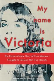 MY NAME IS VICTORIA by Victoria Donda