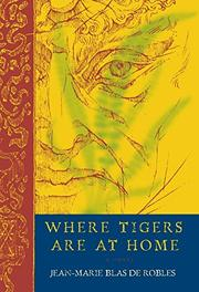 Cover art for WHERE TIGERS ARE AT HOME