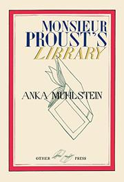 Cover art for MONSIEUR PROUST'S LIBRARY