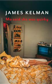 Cover art for MO SAID SHE WAS QUIRKY