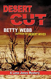 Cover art for DESERT CUT