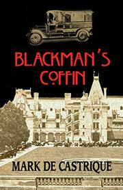 Book Cover for BLACKMAN'S COFFIN