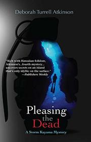 Book Cover for PLEASING THE DEAD