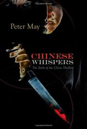 Cover art for CHINESE WHISPERS