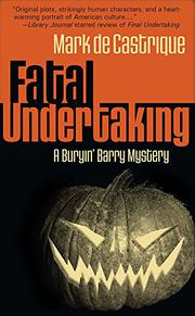 Cover art for FATAL UNDERTAKING