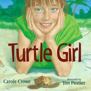 TURTLE GIRL by Carole Crowe
