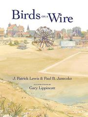 BIRDS ON A WIRE by J. Patrick Lewis
