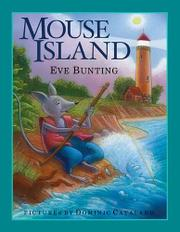 MOUSE ISLAND by Eve Bunting