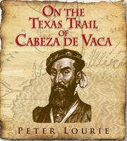 Cover art for ON THE TEXAS TRAIL OF CABEZA DE VACA