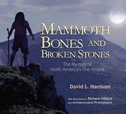 Book Cover for MAMMOTH BONES AND BROKEN STONES