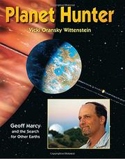 PLANET HUNTER by Vicki Oransky Wittenstein