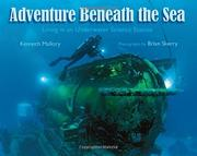 Book Cover for ADVENTURE BENEATH THE SEA
