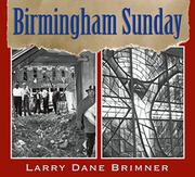 Cover art for BIRMINGHAM SUNDAY