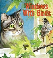 WINDOWS WITH BIRDS by Karen Ritz