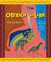 Cover art for OSTRICH AND LARK