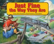 JUST FINE THE WAY THEY ARE by Connie Nordhielm Wooldridge