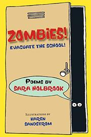 ZOMBIES! by Sara Holbrook