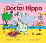 Book Cover for HERE COMES DOCTOR HIPPO