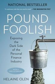 POUND FOOLISH by Helaine Olen