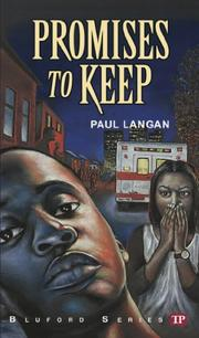 PROMISES TO KEEP by Paul Langan