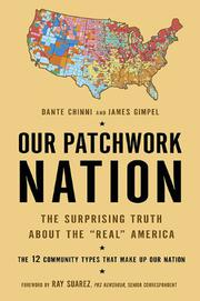 Cover art for OUR PATCHWORK NATION