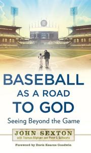 Book Cover for BASEBALL AS A ROAD TO GOD