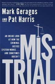 Book Cover for MISTRIAL