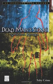 DEAD MAN'S SHARE by Yasmina Khadra