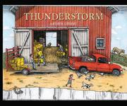 THUNDERSTORM by Arthur  Geisert