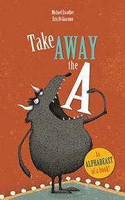 TAKE AWAY THE A by Michaël  Escoffier