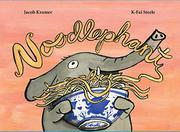 NOODLEPHANT by Jacob Kramer