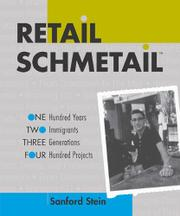 RETAIL SCHMETAIL™  by Sanford Stein
