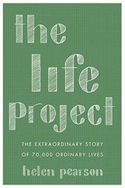 THE LIFE PROJECT by Helen Pearson