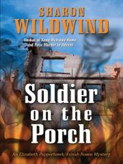 Book Cover for SOLDIER ON THE PORCH