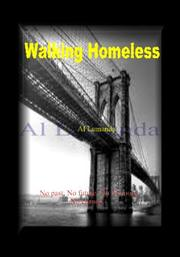 Cover art for WALKING HOMELESS