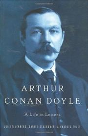 Book Cover for ARTHUR CONAN DOYLE