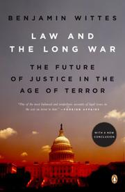 LAW AND THE LONG WAR by Benjamin Wittes