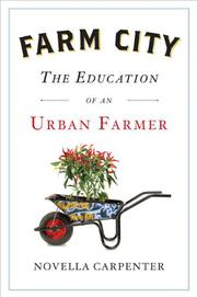 Book Cover for FARM CITY